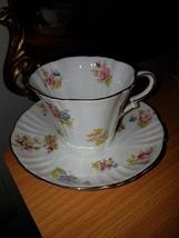 Royal Albert Dolly Vanden cup & saucer #16 - $32.22