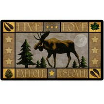 American Expedition Cutting Board - Lodge Series Moose - $20.02