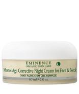 Eminence Monoi Age Corrective Night Cream for Face & Neck 2 oz  - $57.21