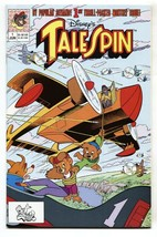 Disney's Tale Spin #1 1991 NM- First issue comic book - $27.74