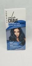 Clairol Color Crave Semi Permanent Color Indigo 60ml/2 oz New in Box HP1 - $5.00