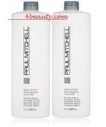Paul Mitchell Soft Sculpting Spray Gel 33.8 oz (Pack of 2) - $54.44