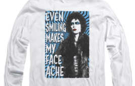 Rocky Horror Picture Show retro 70's comedy cult horror long sleeve tee TCF444 image 3