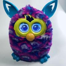 2012 Hasbro Furby Boom Pink, Teal, Yellow, White & Purple  - $22.76