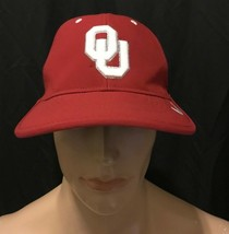 Nike Oklahoma Sooner's Diamond Quest Coaches Hat Cap - $27.32