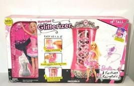 Barbie Doll A Fashion Fairytale Motorized Playset Collectible Gift Toy New - $98.98