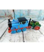 "Thomas the Train & Friends Trevor Spin & Go Pull String 11"" 2004 Tomy  - $9.89"
