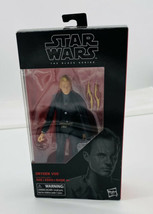 "Star Wars ~ The Black Series ~ 79 Dryden Vos ~ 6"" Hasbro Action Figure E0 - $29.67"