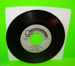 "THE SWEET BLOCKBUSTER + NEED A LOT OF LOVIN VINTAGE VINYL 7"" RECORD GLAM... - $5.01"