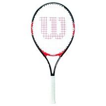 "Wilson Federer Junior Tennis Racket 26"" #fah - $45.09"