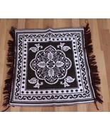 Prayer-Or-Meditation-mat-Cotton-Pooja-aasan-Aasan-for-Puja-Ritual-uk- a... - $14.25