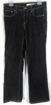 DKNY JEANS Womens Black Denim 31/30 Free Shipping - $19.95