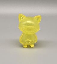 Max Toy Yellow Clear Mini Cat Girl image 1