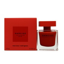 NARCISO RODRIGUEZ NARCISO ROUGE EAU DE PARFUM SPRAY 90 ML/3 FL.OZ. NIB - $78.71