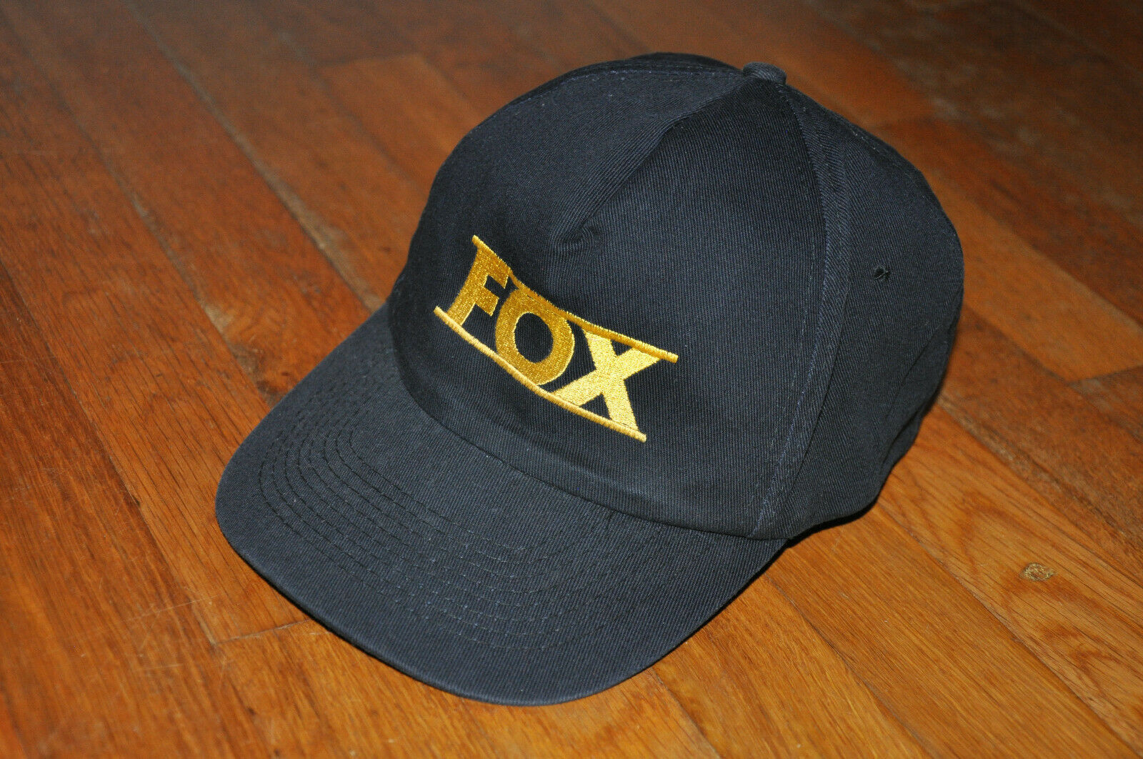 VTG 20th Century FOX Embroidered Snapback Trucker Hat  Vintage 80s 90s