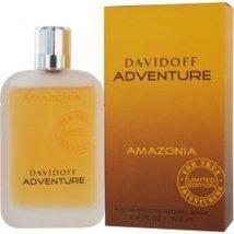 Adventure Amazonia FOR MEN by Davidoff - 3.4 oz EDT Spray - $103.95