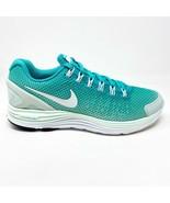 Nike Lunarglide + 4 Breathe Sport Turquoise White Womens Running 579999 313 - $69.95