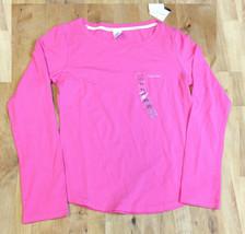 Calvin Klein Pajama Top, Pink, Size XS - $17.81