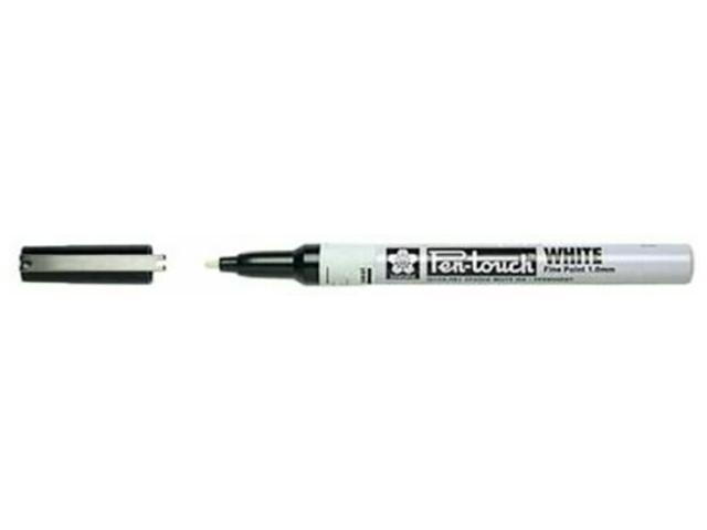 Sakura-Pen-Touch-White #42300