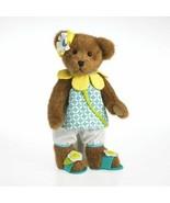 """Boyds Bears """"Daisy Florabloom"""" 12"""" Plush Bear- #4032728 - RARE- NWT- 201... - $34.99"""