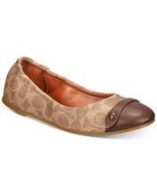 COACH Women's Brandi Ballet Flats Shoes Size 9 - $123.75