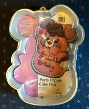 Wilton Party Popple Cake Pan with Insert - $3.99