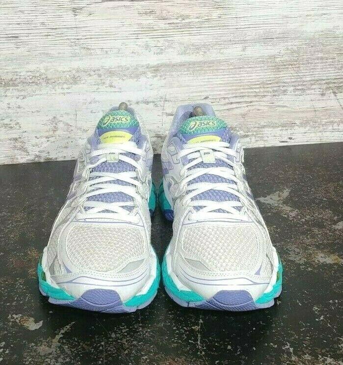 Womens Asics Gel Nimbus 16 Running Shoes SZ 8.5 40 B Used Sneakers Trainers image 3