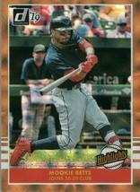 #H9 Mookie Betts Boston 2019 Panini Donruss MLB Baseball Card AAB - $2.02