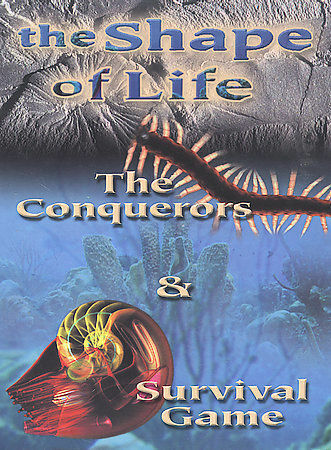 Primary image for The Shape of Life: The ConquerorsSurviv DVD  NEW