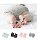 1Pair Baby Knee Pad Elbow Safety Crawling Elbow Cushion Infant Toddlers ... - $3.50