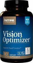 Jarrow Formulas Vision Optimizer, Supports Visual Function, 180 Caps - $42.56