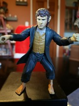 """Lord Of The Rings Frodo Baggins 4.25"""" Figure! 2001 Marvel Entertainment! - $7.81"""