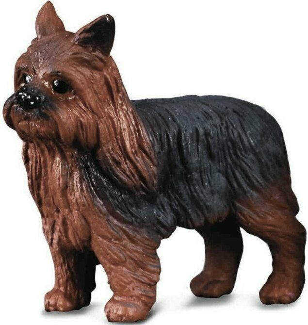 Primary image for Breyer CollectA 88078 Yorkshire Terrior  dog superior well made <>