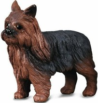 Breyer CollectA 88078 Yorkshire Terrior  dog superior well made <> - $4.89