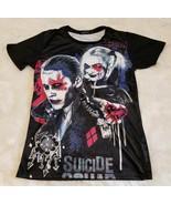 Suicide Squad Active wear T-Shirt Size Large - $7.33
