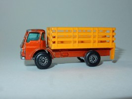 Lesney 1976 Matchbox Superfast Cattle Truck No.71 - $4.99