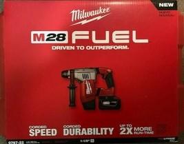 Milwaukee 0757-22 M28 Fuel Cordless Rotary Hammer Kit - $475.20