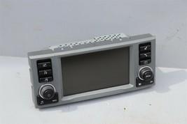 05-09 Range Rover L322 Navigation Radio Stereo Display Monitor Screen YIK500090