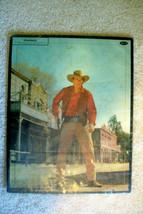 Vintage 1959 Gunsmoke Frame Tray Jigsaw Puzzle by Whitman w/Matt Dillon-... - $39.20