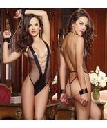 Sexy HOT Ladies Lingerie SM Babydoll Negligee Gogo Clubwear Underwear 4135 - $16.14