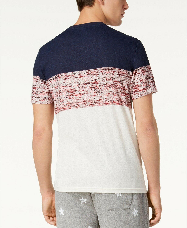 American Rag Men's Colorblocked Pocket T-Shirt, Size XL