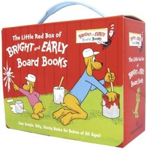The Little Red Box of Bright and Early Board Books (Bright & Early Board... - $15.65