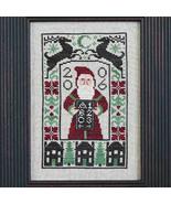 2006 Dear Santa Limited Edition cross stitch chart Prairie Schooler  - $6.00