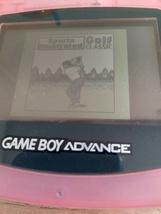 Nintendo GameBoy Sports illustrated: Golf Classic image 2