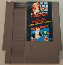 N) Super Mario Bros. / Duck Hunt (Nintendo Entertainment System 1985) Vi... - $9.89