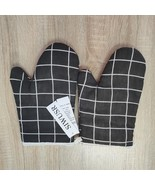 SIWUSR Barbecue mitts Grill BBQ Gloves Leather Forge Welding Glove - $15.80