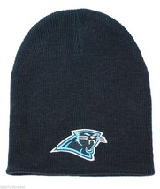 Carolina Panthers  NFL Team Apparel Cuffless Knit Winter Hat/Beanie/Toque - $16.14