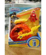 DC Super Friends Imaginext The Flash Figure Factory Sealed NIB - $13.86