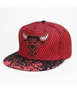 New Brand Bulls Hip Hop Cap Men Women Baseball Caps Snapback Solid Color... - £11.41 GBP
