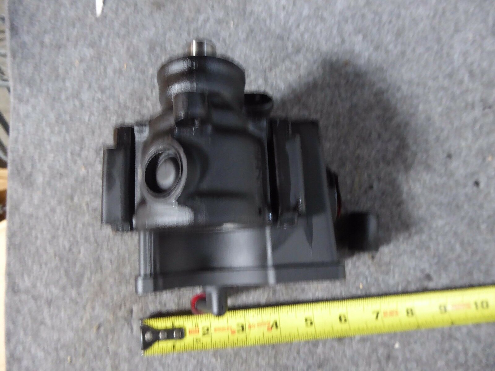 71-1324 GM Power Steering Pump Remanufactured By Arrow Buick 1986-1988